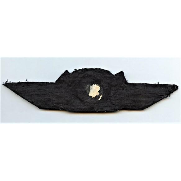 Luftwaffe officer visor cap cocarde