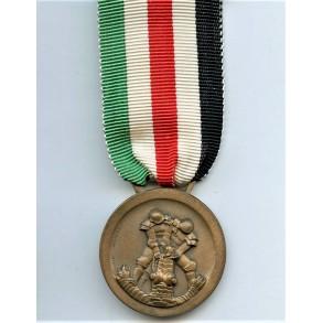 Italian/German Afrika medal by Lorioli