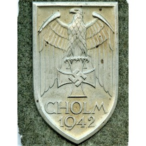 "Cholm shield ""short M"""