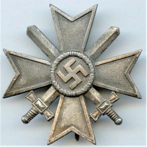 "War merit cross 1st class with swords by Friedrich Orth ""L15"""