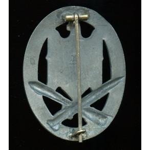 """General assault badge by F.W. Assmann & Sohn """"A"""""""