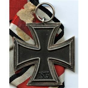 Iron cross 2nd class by Rudolf Souval