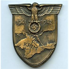 """Krim shield by F. Orth """"FO"""""""