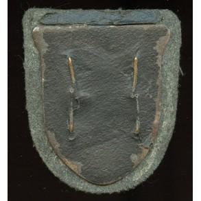 Krim shield by Karl Wurster