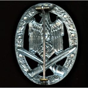 General assault badge by Dr. Francke & Co
