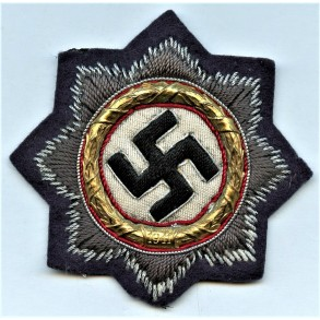 German cross in gold for Luftwaffe troops