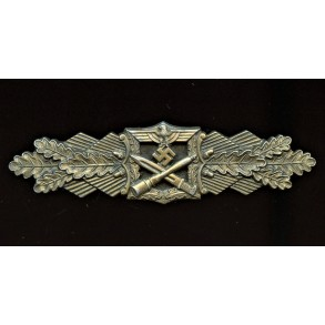 "Close combat clasp in bronze by AGMuK ""double crimp"""