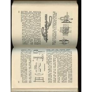 """Period BDM book: """"Mädel im Dienst"""" 1934"""