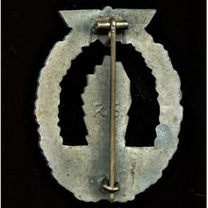 Kriegsmarine minesweeper badg by Rudolf Souval