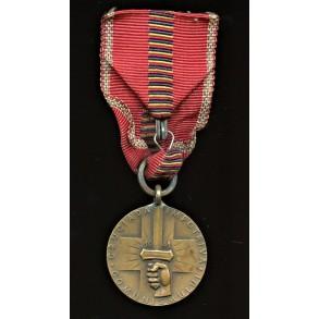 Crusade Against Communism Medal