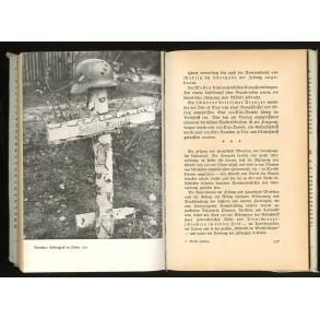 """Period book """"Der Feldzug der 18 Tage, Chronik des Polnischen Dramas"""" 1939-40"""