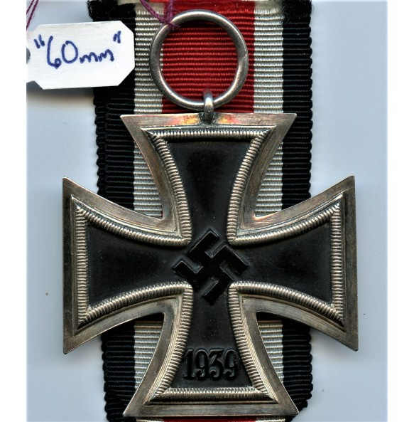 "Iron cross 2nd class by Katz & Deyhle ""60"""