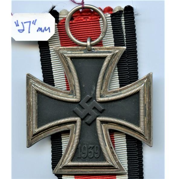 "Iron cross 2nd class by Anton Schenkl's Nachf. ""27"""