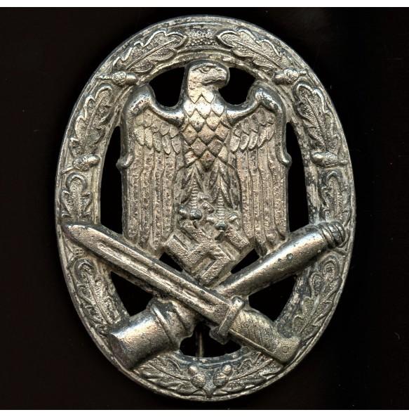 """General assault badge """"the real Wernstein"""""""