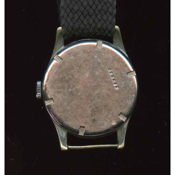 """Kriegsmarine Alpina KM 586 German military watch """"Dienstuhr"""""""