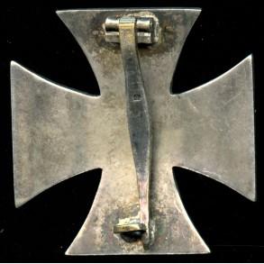 """Iron cross 1st class by Steinhauer & Lück """"4"""""""