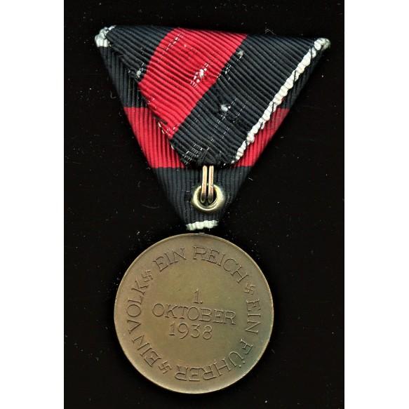 """Czech annexation medal """"variant design!!!"""""""