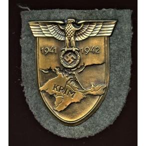 Krim shield by Friedrich Orth + package