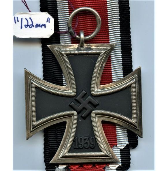 "Iron cross 2nd class by JJ. Stahl ""122"""