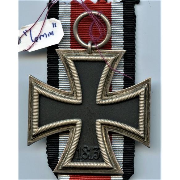 """Iron Cross 2nd class by Fritz Zimmermann """"6"""""""