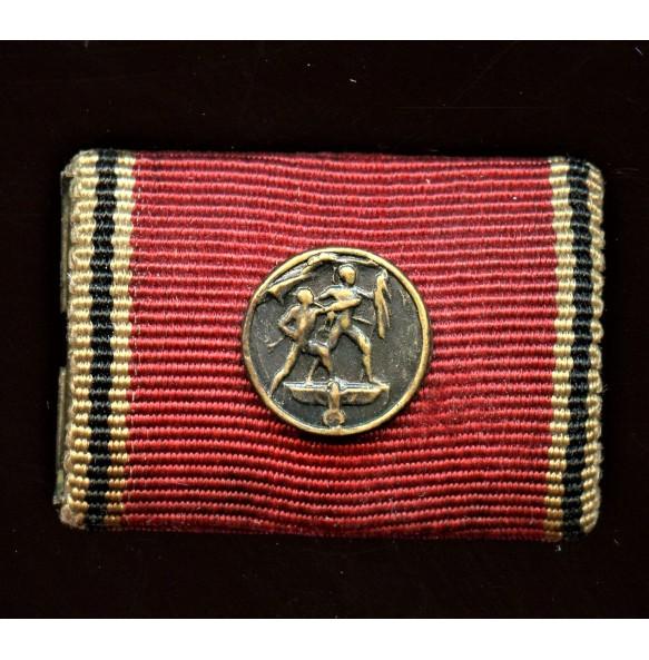 13 March 1938 Austrian annexation ribbon bar