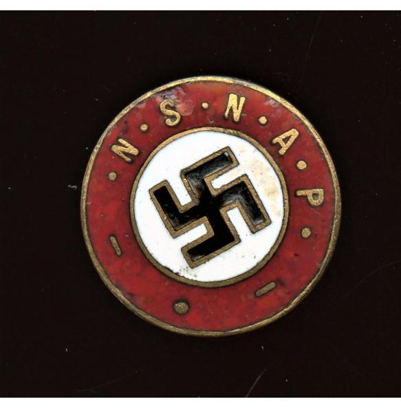 "Dutch party pin ""NSDAP"""