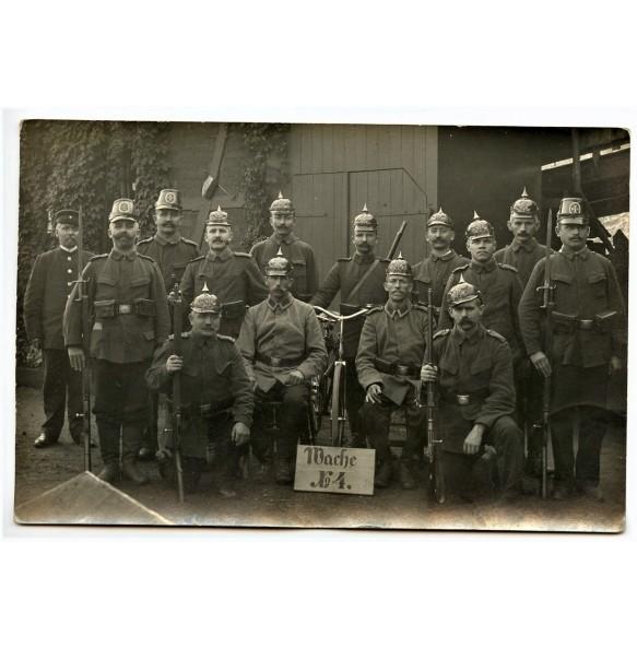 WW1 private photo pin helmets