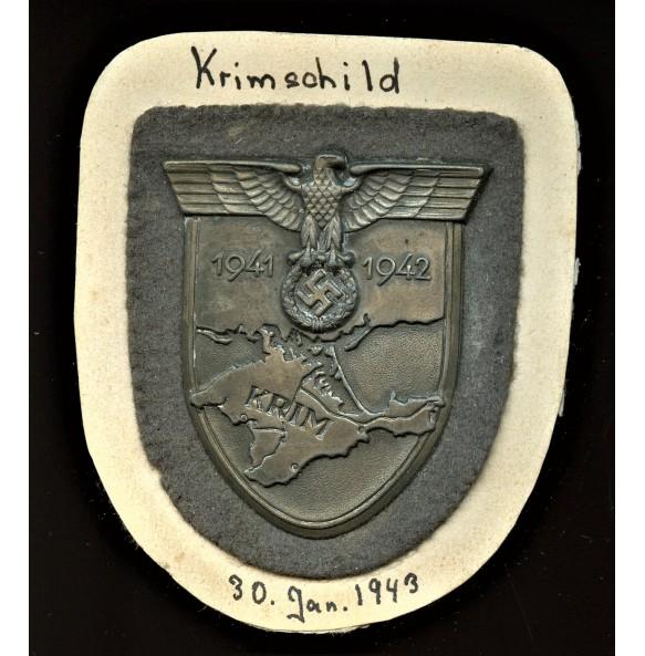 Krim shield by unknown maker.