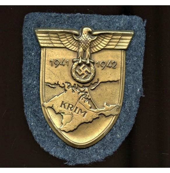 Luftwaffe Krim shield by Wilhelm Deumer