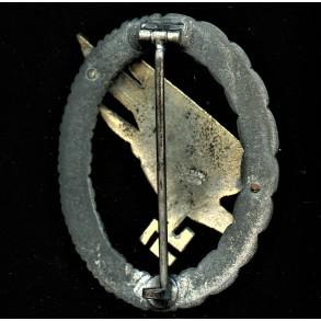 Luftwaffe paratrooper badge by G.H. Osang