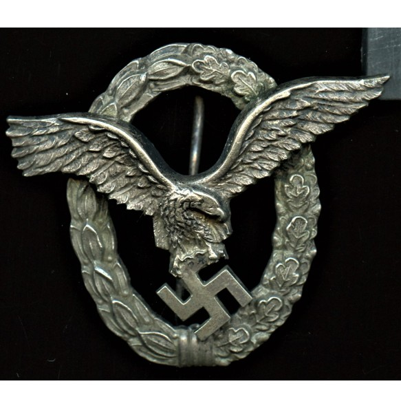 Luftwaffe pilot badge by J. Deutschbein
