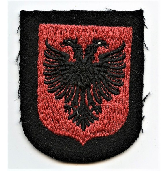 Waffen SS Albania volunteer shield
