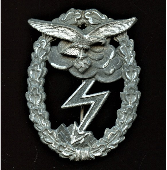 Luftwaffe ground assault badge by Gustav Brehmer