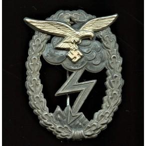 Luftwaffe ground assault badge by J.C. Hammer