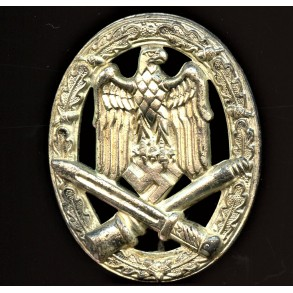 """General assault badge by Rudolf Souval """"RS"""""""