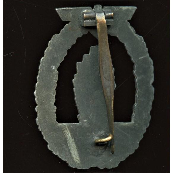 Kriegsmarine minesweeper badg by Paul Meybauer