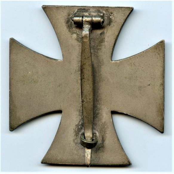 Iron cross 1st class by Rudolf Souval