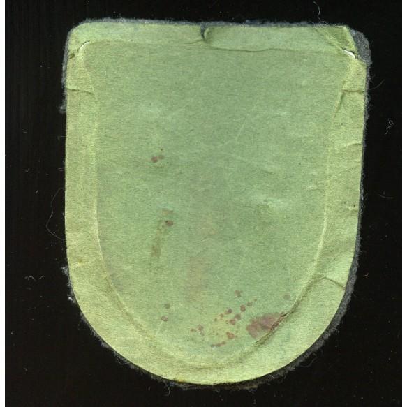 Krim shield by Wilhelm Deumer