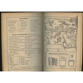 German translation booklet German-Italian 1941