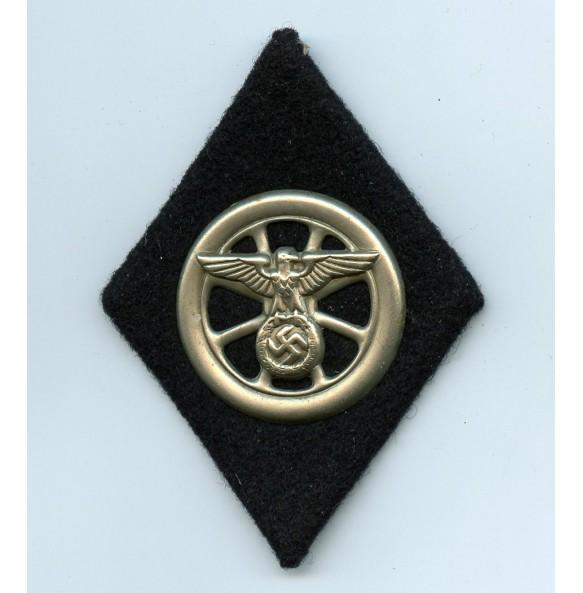 NSKK sleeve shield diamond, 1st pattern