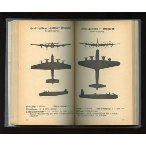 Luftwaffe pocket calendar 1943
