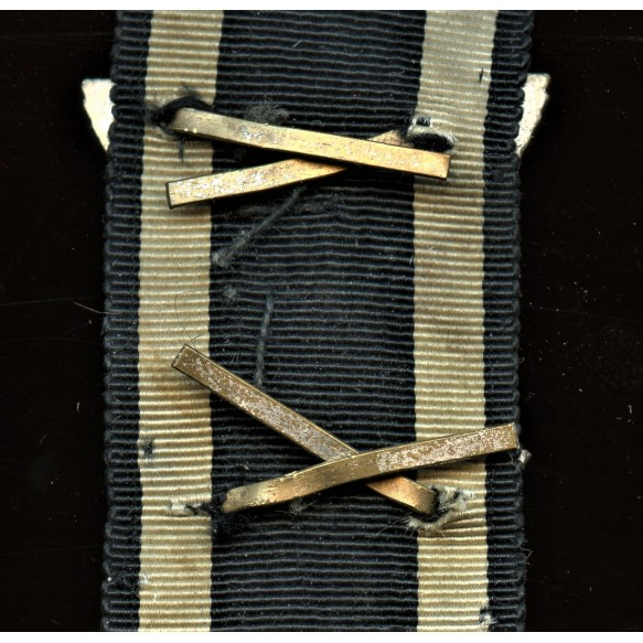 "Iron cross clasp 2nd class ""Intermadiate variant"""