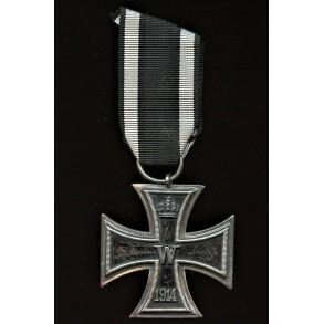 "1914 Iron Cross 2nd class ""WG"""