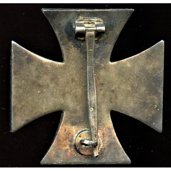 Iron cross 1st class by E. Ferd. Wiedmann