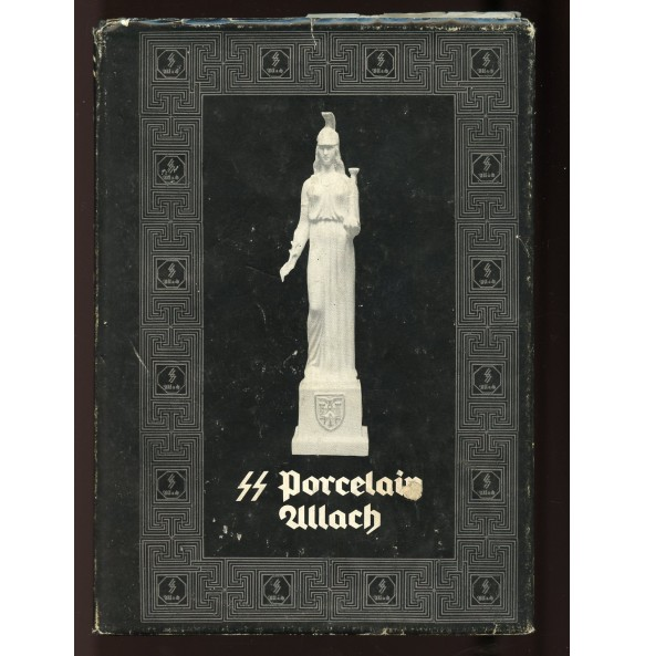 "Collectors book: ""SS Porcelain Allach"" by Michael J. Passmore"