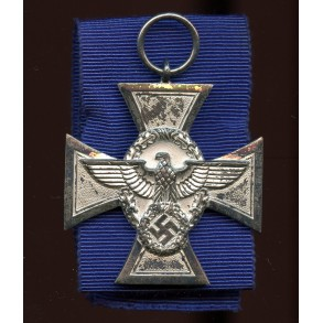 Polizei 18 year service medal