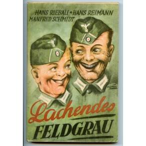 """Period comic book """"Lachendes Feldgrau"""""""