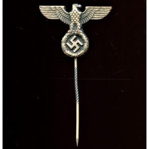 "NSDAP lapel pin by F. Zimmermann ""M1/72"""