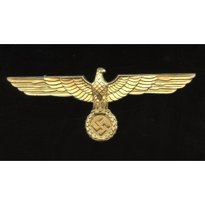 "Kriegsmarine alu tropical breast eagle by Maedicke ""M"""