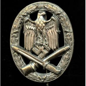 General assault badge by C.E. Juncker